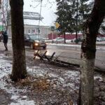 Внедорожник оставил Осташей без интернет