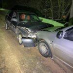 Пьяная авария в Пено