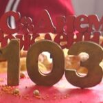 Жительница Осташковского района отметила 103-летний юбилей