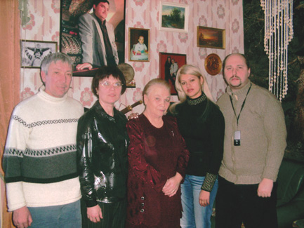 Умерла мама Михаила Круга