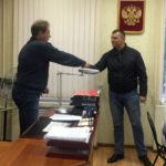У Осташкова новый  Глава администрации