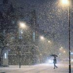 Самые опасные дороги области в снегопад