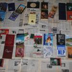 Единоросы собрали книги для селигерских сел.