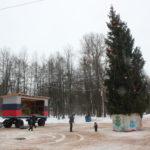 Кривая елка и «гробик на колесах»
