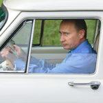Путин возможно проедет по Тверской области на автомобиле
