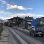 Отремонтировали две дороги, ведущие на Селигер