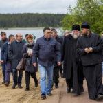 Игорь Руденя побывал в Ниловой