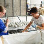 Фарфоровый завод в Андреаполе взял кредит для развития