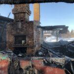 Пенсионер сгорел в доме под Селижарово