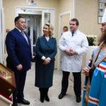 Супруга Премьера Медведева прилетела в Тверь