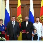 Марине Петровой из Селижарово вручили орден