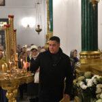 Тверской губернатор отметил Крещение в Ниловой Пустыни