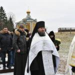 Тверской губернатор молился на Истоке Волги