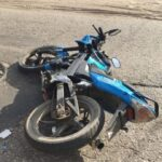 В Пено опять трагедия с мотоциклом