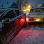 Селигер в снежном плену