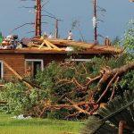 Трагедия в Андреаполе – смерч ломал деревья и дома