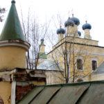 Николо-Рожок – дорога к храму